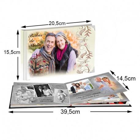 Álbum 20,5x15,5 cm