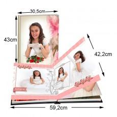 Álbum Vertical 30,5x43 cm