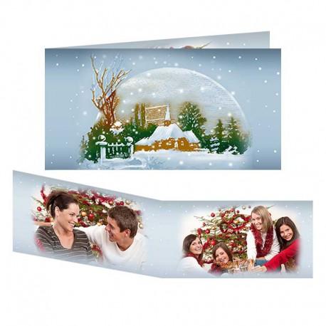 Díptico 10x20 Navidad
