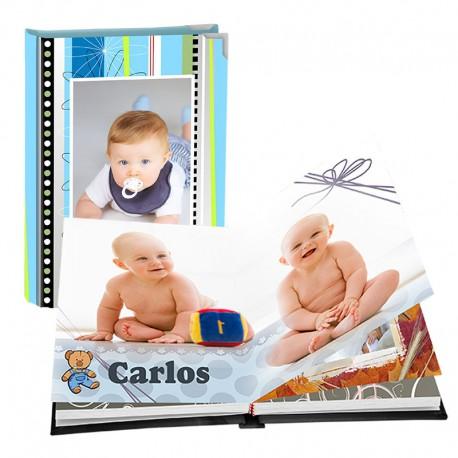 Álbum Bebé Infancia vertica