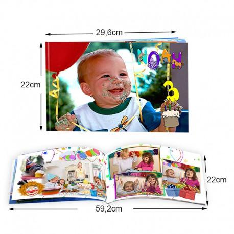 Libro fotográfico 29,6x22cm